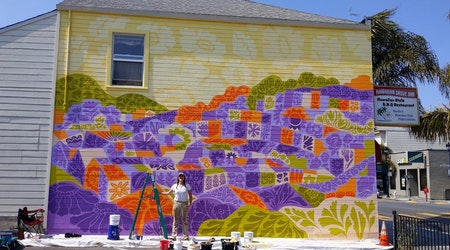 3 new murals set to bring color to San Bruno Avenue