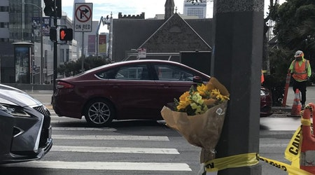Driver who killed pedestrian at Geary & Gough was recording 'reckless behavior' for social media