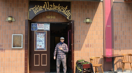 Halal Dastarkhan brings San Francisco its first taste of Uzbekistan