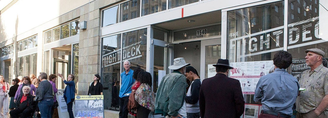 PianoFight expands to Oakland, taking over The Flight Deck theater