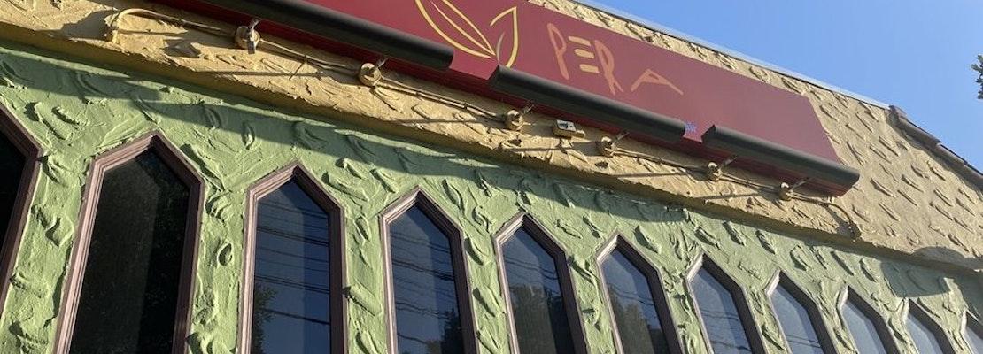 SF Eats: Pera to close, Papito to move in Potrero Hill; Loving Cup's fro-yo makes a comeback; more