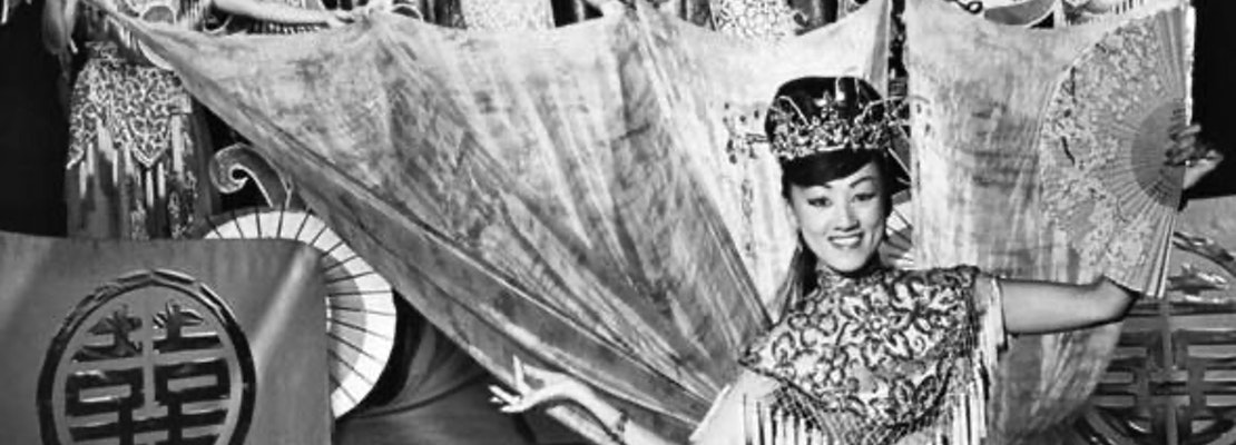 Remembering Coby Yee, burlesque star of a bygone Chinatown