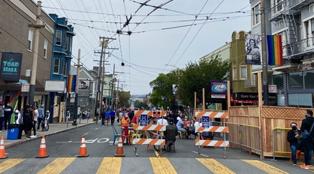 Castro's 18th Street to go car-free again this Sunday, with eye on safety concerns