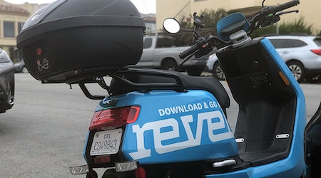 As hundreds of mopeds arrive on SF's streets, lower-income neighborhoods are left out