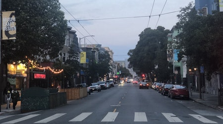 Water and sewer replacement work returns to Haight & Fillmore next week