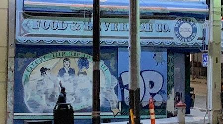 Despite graffiti, Tommy's Joynt owner says closure rumors are 'fake news' [Updated]