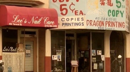 Fire at Parkside's Dragon Printing under investigation as arson
