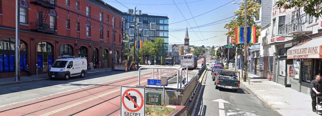 Half-block Church Street closure leads to merchant complaints; Muni seeks alternatives