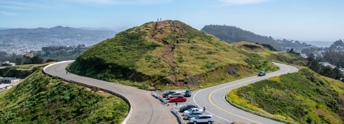 Twin Peaks partially reopens to cars, as neighbors gear up for a fight