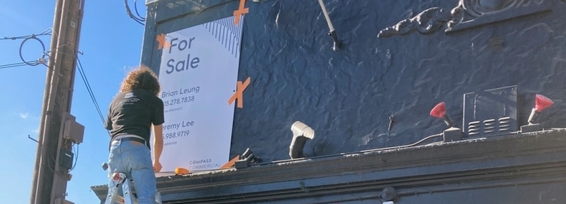 SF Eagle building listed for sale, prompting fears about future