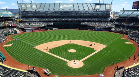 Oakland Coliseum to become temporary voting center for 2020 election