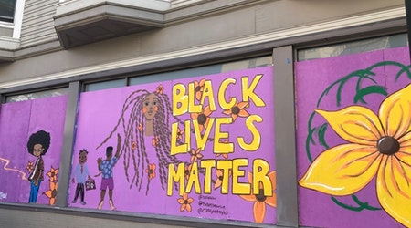 Four new murals by Bay Area youth debut in Lower Haight