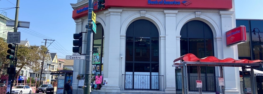 Castro Business Briefs: Tanglad opens, Sushi Urashima replaces Amasia, Bank of America remodel, more
