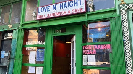 Patrons say goodbye to Love N' Haight Deli after more than two decades in the Lower Haight