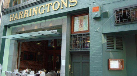 85-year-old Harrington's Bar & Grill shuts its doors for good in the FiDi