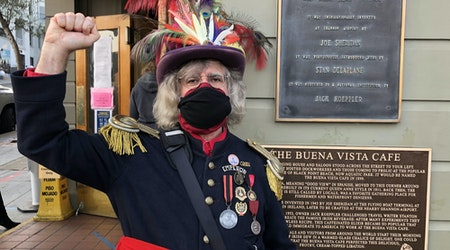 Buena Vista Cafe gets landmark plaque honoring its Irish coffee-soaked history