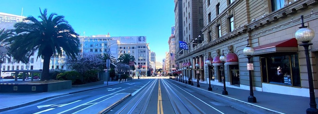 City sued for SFPD use of private cameras to track May and June protests in Union Square