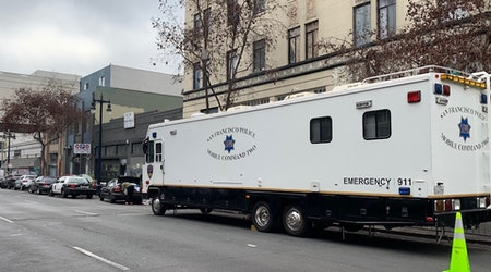 SFPD deploys mobile unit to disrupt drug dealing in the Tenderloin