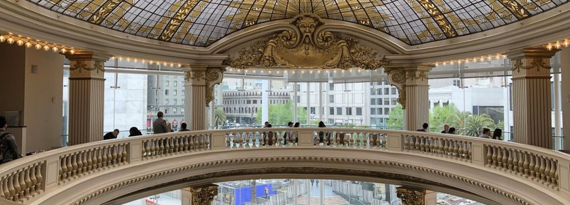 This week in restaurant closings: Neiman Marcus rotunda, Orson's Belly in the Richmond