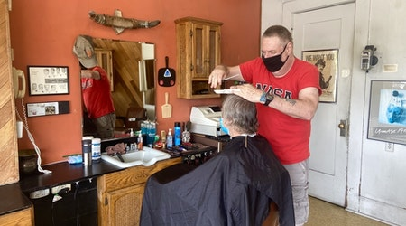 Longtime Castro barbershop reopens under new ownership & new name