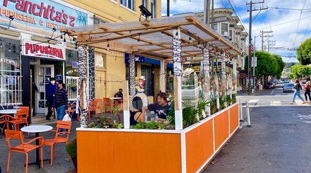 The five must-try parklet dining experiences in the Mission District