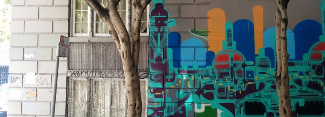 Ada Court's Ad Hoc Art Gallery, Demystified