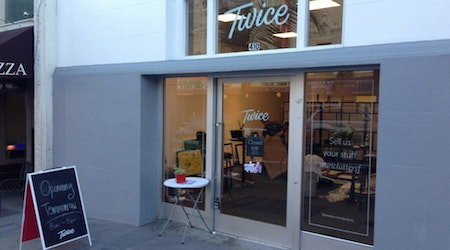 Online Clothing Reseller 'Twice' Launches Pop-Up Storefront At Castro & Market